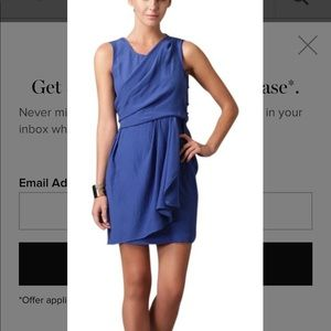 NWT Ali Ro 100% silk dress size 4